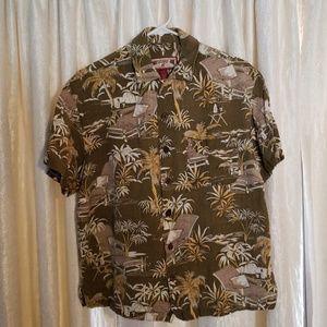Caribbean Joe Tropical Shirt